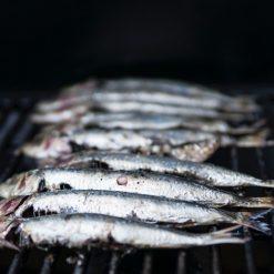 Parrillas para pescado