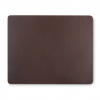 Mantel Rectangular Piel Granate