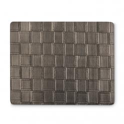 Mantel rectangular Cross Bronce